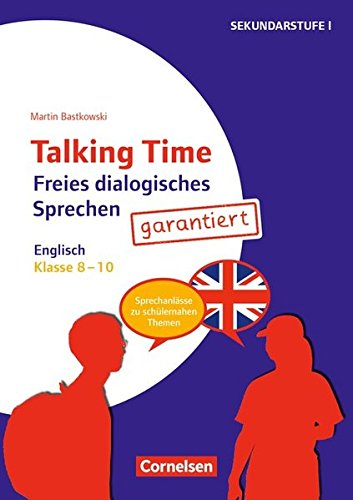 Talking Time 8-10